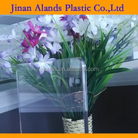 uv transmitting Clear crystal Transparency Cast Acrylic Plexiglass sheet / Various colors PMMA board manufacturer