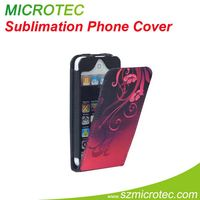 "High quality case for iphone 5"" case leather"