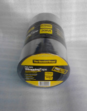 Duct Tape BLACK 48mm x 30m Duck Strong Repair PVC Sealing Joining Tape