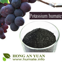 Distributors Wanted Potassium Humate Best Fertilizer For Tomatoes / Soil Conditioners