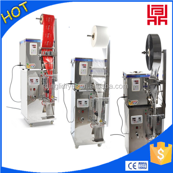 Nice auto seed bag/sachet small packing machine factory price