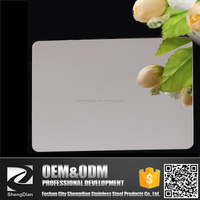 China Cold Rolled 8K Mirror Polished Decorative 304 Stainless Promotional Steel Sheet