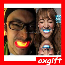 OXGIFT LED flashing teeth