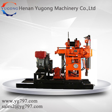 YG 200 home using water well drilling rig 300m for sale with good quality