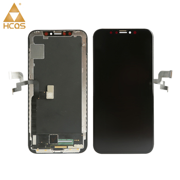 China Supply Screen Digitizer for iPhone X Touch Screen Replacement for iPhone X Mobile Phone Display LCD