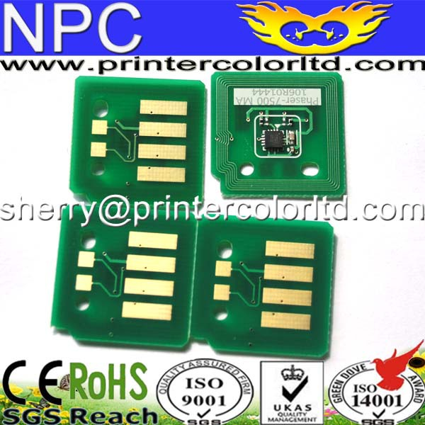Compatible Xerox WC 7525 7530 7535 7545 7556 toner chip 006R01517-20 006R01513-16