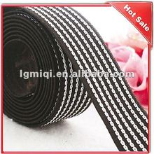 Woven PP Tape Belt Woven webbing With Latex