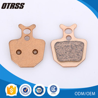 Wear well sintered metal material mountain bike disc brake pads with fair price