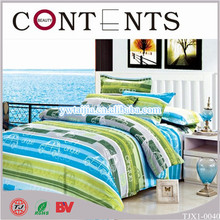100% Cotton Printed Modern Wholesale Beds China Bedroom Sets Beautiful Wedding Bed Sheet Designs
