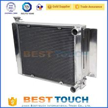 Seismic motor car oil cooling all aluminum auto radiator
