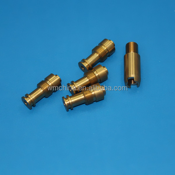OEM machining cnc machined/cnc milling thread knob/Instrumentation