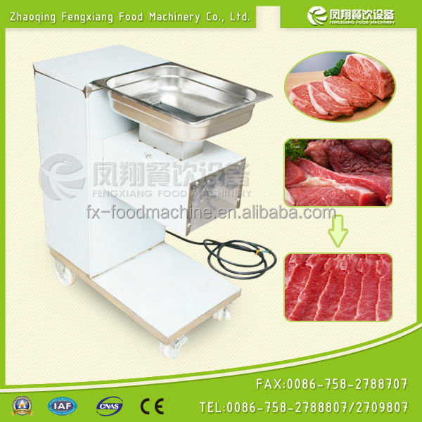 QWS-2 QWS-2 Small type Desk Fresh Meat Slicer/Cutter Slicing/meat Cutting Machine