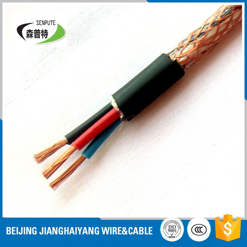 flexible self regulating rvvp electrical and cables wires