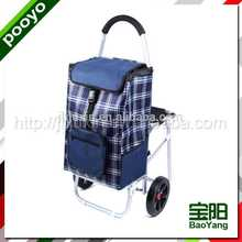 juxin wholesale shopping carts food grade jute bag