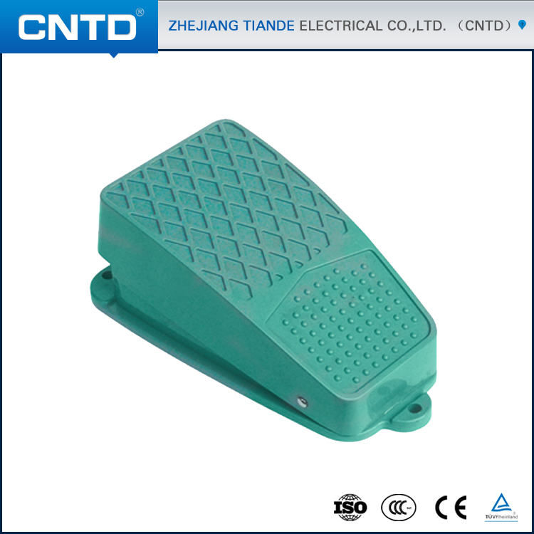 China factory directly CNTD CCC&CE Approved Foot Pedal Switch (CFS-101)
