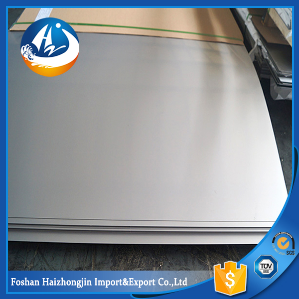 price list 304l stainless steel sheet raw material