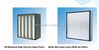 Good quality H13 HEPA Filter with professional service
