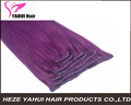 Different Type Virgin Hair Wholesale Price Clip In Human Hair Extensions