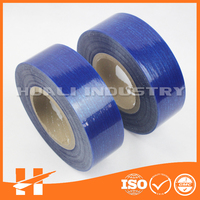 Blue middle sticky film for metal surface protect