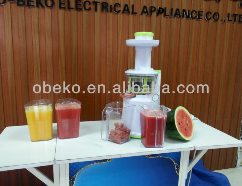 Deluxe berry juice extractor Korea slow juicer AJE318