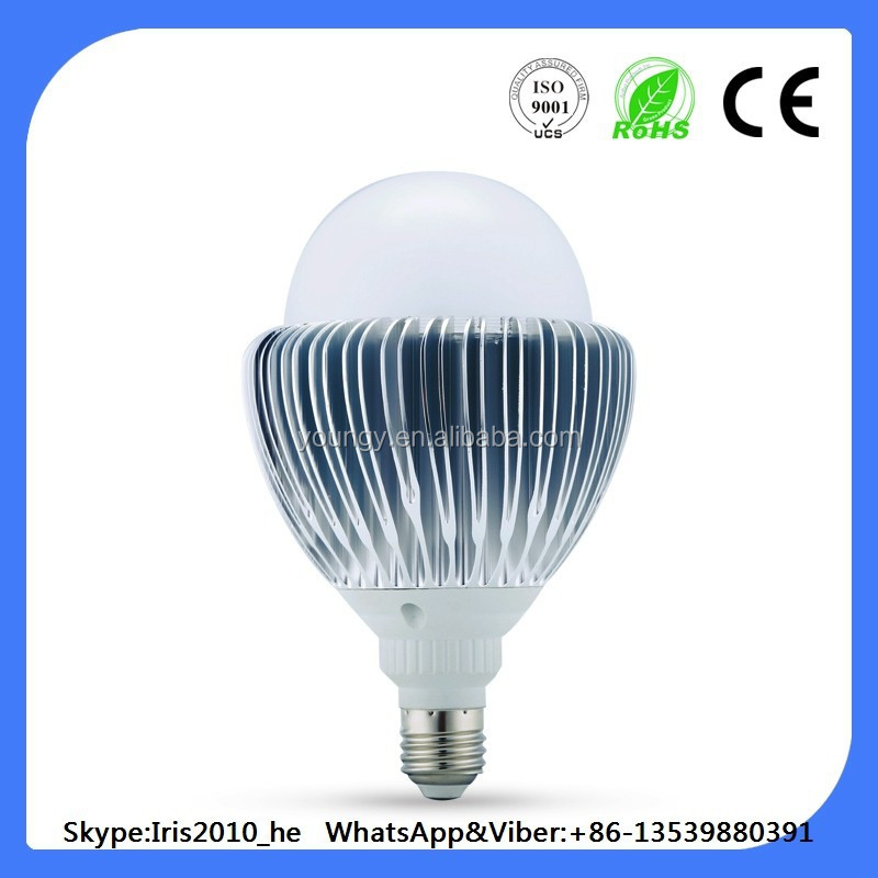 Factory price CRI80 AC100-265V 95lm/w PF0.95 E14 E27 3 way led light bulb, 1 volt led light bulbs, 1.5v led light bulb