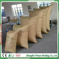 SGS AAR air inflatable dunnage bags for trucks and containers with best quality and low price