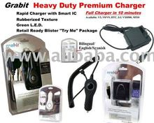 GrabiT CAR CHARGER GrabiT HOME CHARGER