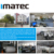 Imatec Eco-solvent inkjet polyester transparent clear film roll