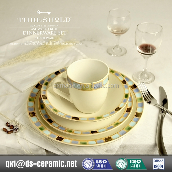 Made in china new product melamine dinner set(32pcs)