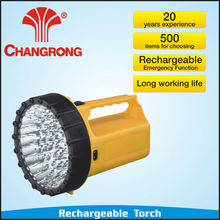 High power Led Rechargeable Hunting Torch/Flashlighting