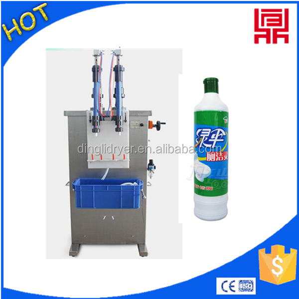 anti-corrosion toilet cleaner liquid filling machine cheap price