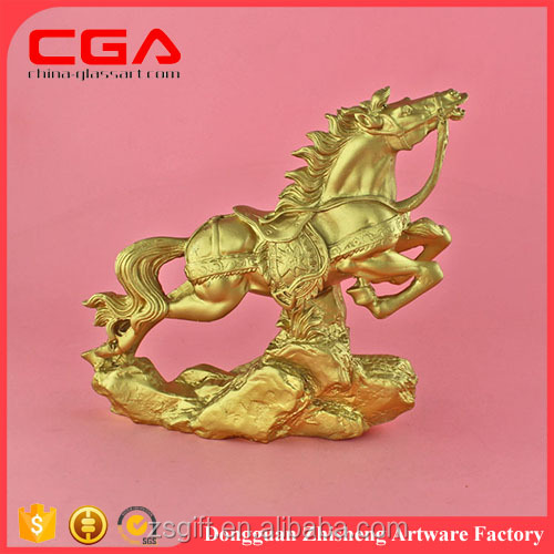 Wholesale Polyresin Horse Statues Crafts And