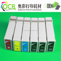 hot new products for 2016 for canon IPF 600 610 compatible ink cartridge with pigment ink