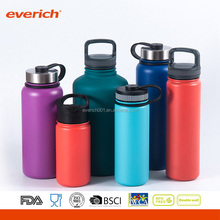 Free Samples Double Wall Hydro Insulated Stainless Steel Vacuum Flask