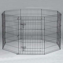 8 panels pet yard containment pen, pet fence