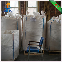 Factory direct supply side seam square type PP big bag with top open bottom flat for grain, sand