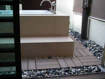 Indoor Amp Outdoor Decking Tiles Interlocking Pvc Floor
