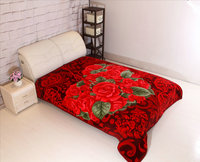 Top blanket factory 6.0kgx200x240cm best quality latest designs arabic blanket