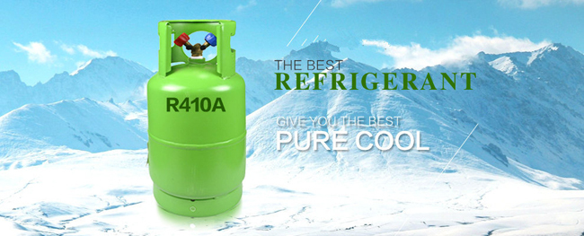 Refrigerant R507 Gas used for HVAC parts REF