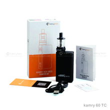 Cheap price high end china wholesale e cigarette kamry 60w tc mod, new box mod e cigarette