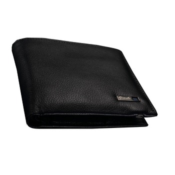 RFID blocking smart wallets case business card holder box anti lost wallet