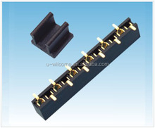 2.00 mm Pitch Female Header Single Row S.M.T Type With Cap