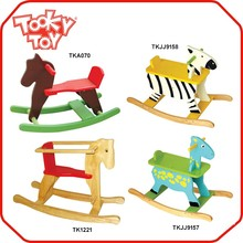 Innovative product high quality outdoor rocking horse