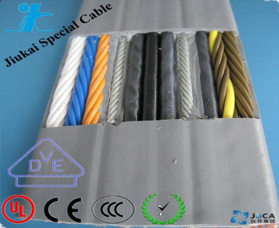 CE Certification Aluminium Copper Xlpe Insulated Flexible Flat Power Cable
