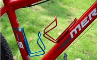 Bicycle Accessories bicycle bottle carrier Aluminium Alloy Bicycle Water Bottle Cage/Holder