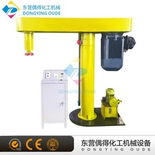 China factory lab manual lifting paint disperser