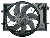 For W203 600W Auto condenser /radiator electric Fan