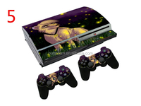 Hot Seling Skin Sticker For PS3 For Play Station3 Console And Controller