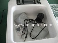 ion generator foot spa for detoxification increasing oxygen equipment