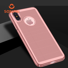 Mobile Phone Accessories Wholesale Free Sample Mobile Phone Back Cover Cell Phone Case For iPhone X 6 7 8S